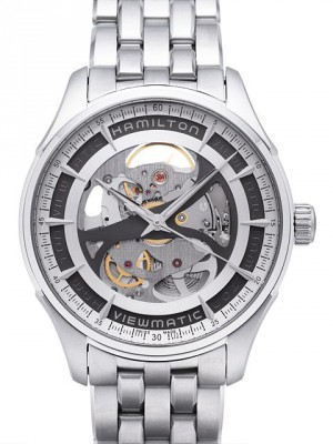 Hamilton Jazzmaster Viewmatic Skeleton Gents