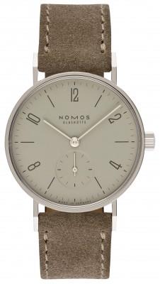 NOMOS Glashutte Tangente 33 grey