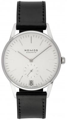 NOMOS Glashutte Orion 38 date white
