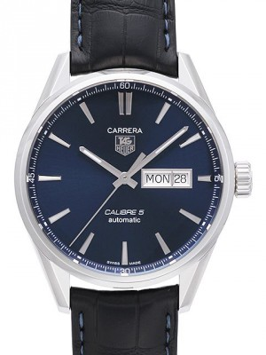 Tag Heuer Carrera Calibre 5 Day-Date Automatic 41mm