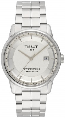 Tissot T-Classic Luxury Automatic Chronometer